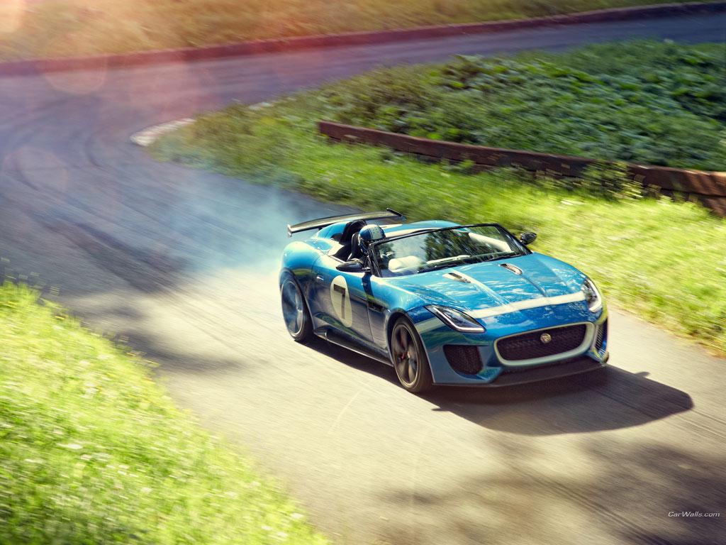 Jaguar Project 7 – idealny na plakat