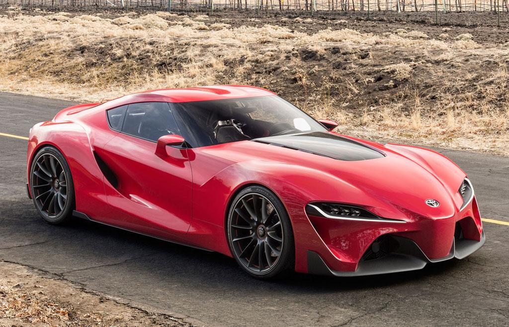 Toyota FT-1 – nowa Supra?