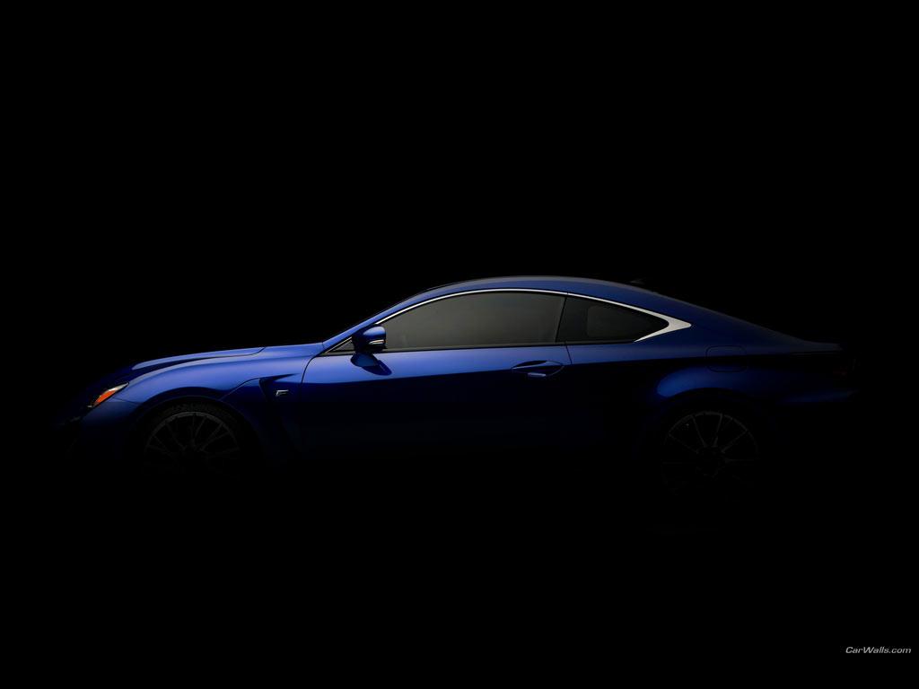 Nowe coupe od Lexusa