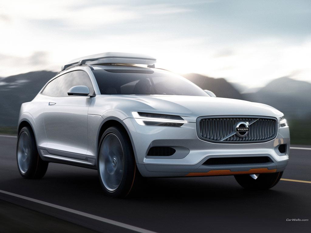 Volvo XC Coupe 2014 Concept