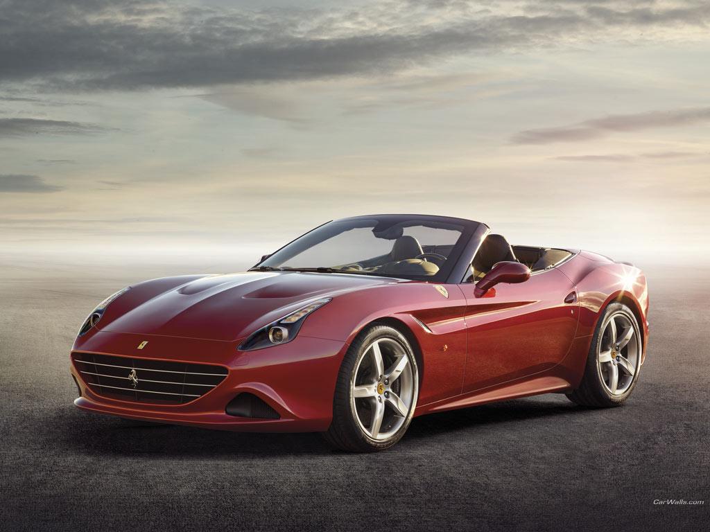 GT wiecznie żywe, czyli Ferrari California T