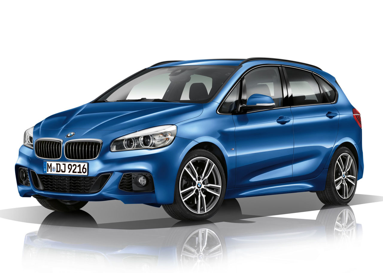 BMW serii 2 Active Tourer M Sport