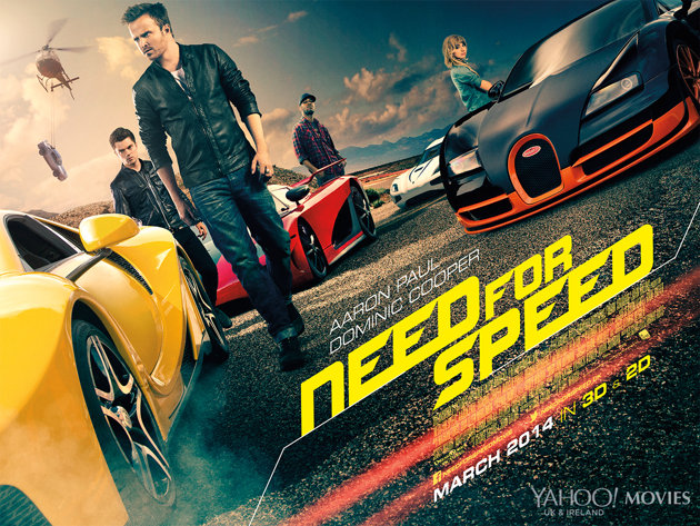 Need For Speed – tym razem film