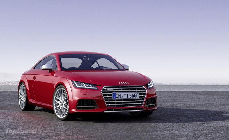 Audi TT – nowe wcielenie