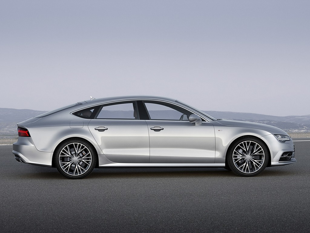 Audi A7/S7. Facelifting