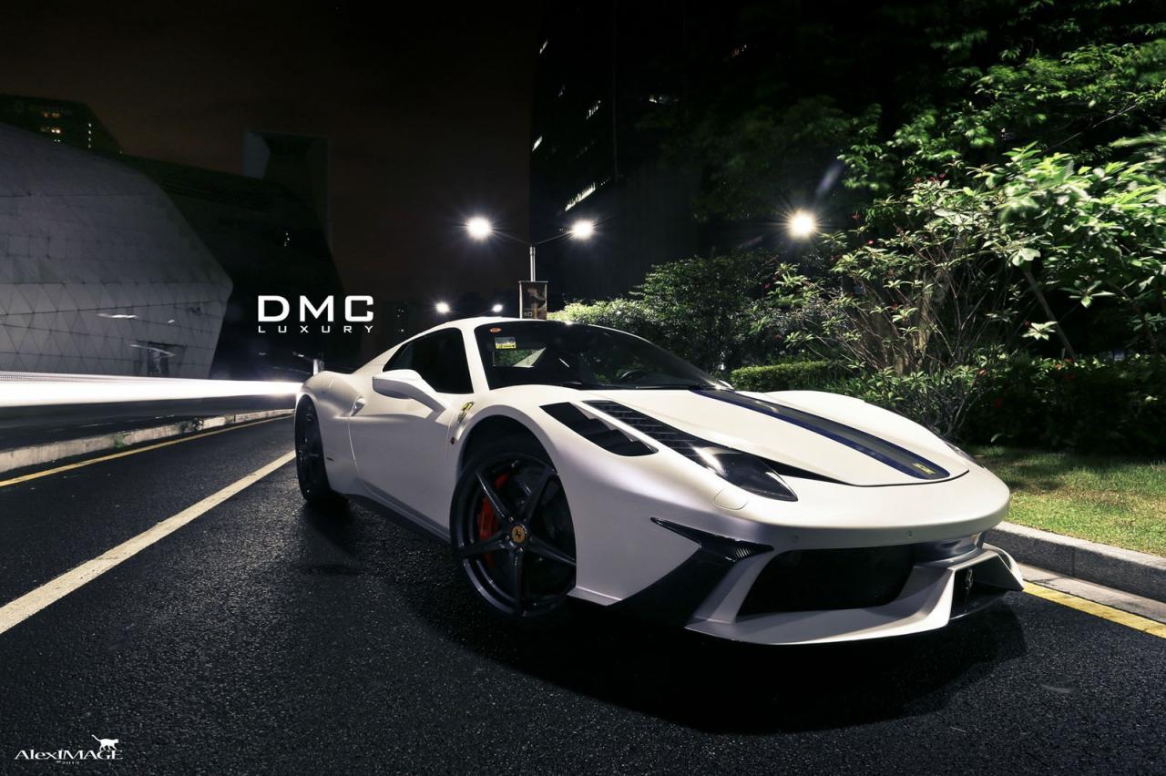 Ferrari Italia MCC Edition