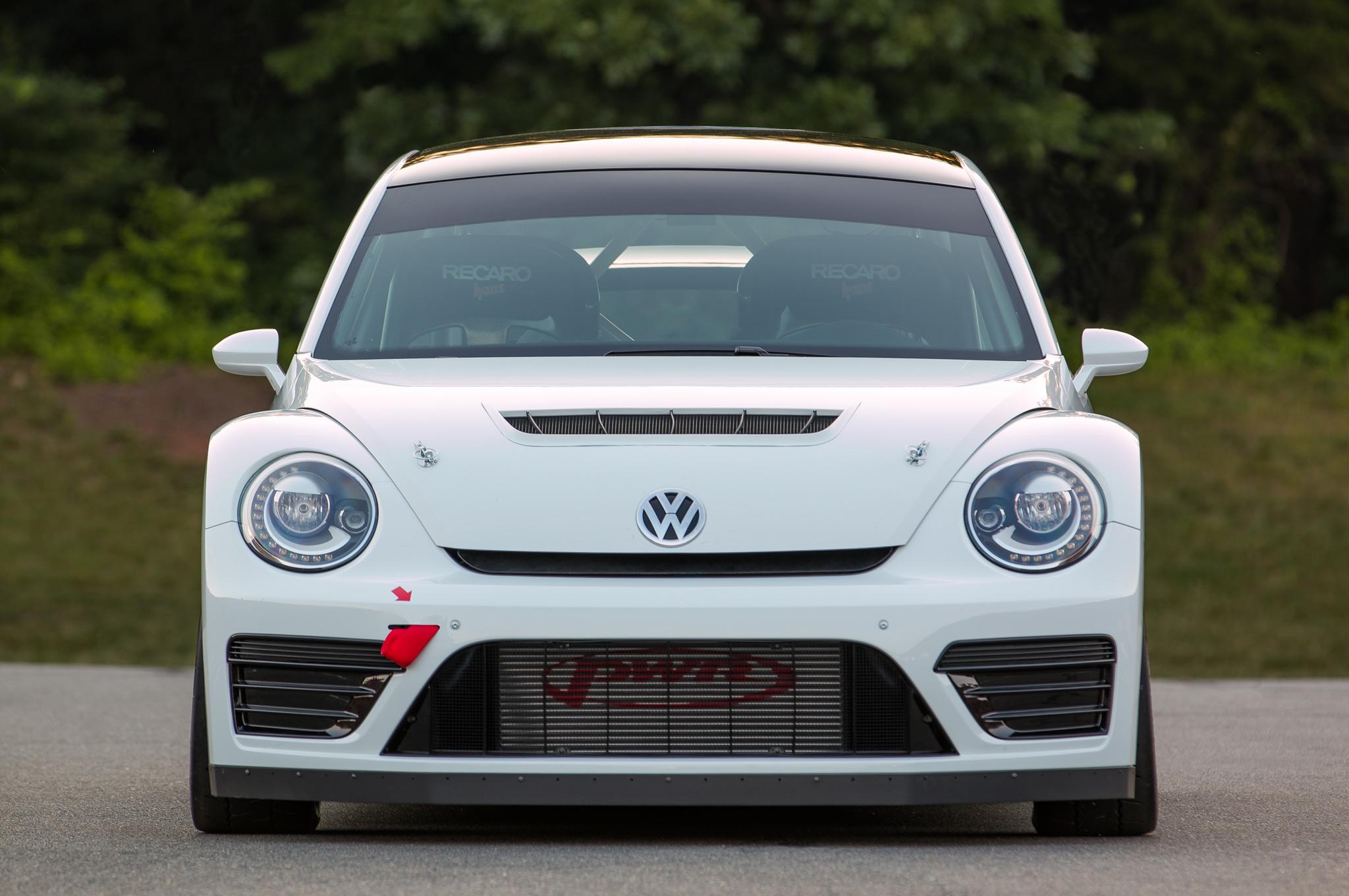 Volkswagen Beetle GRC – mały ale wariat!
