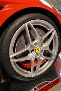 Papierowe hamulce Ferrari #2