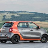 Są i one! Nowe Smarty ForTwo i ForFour