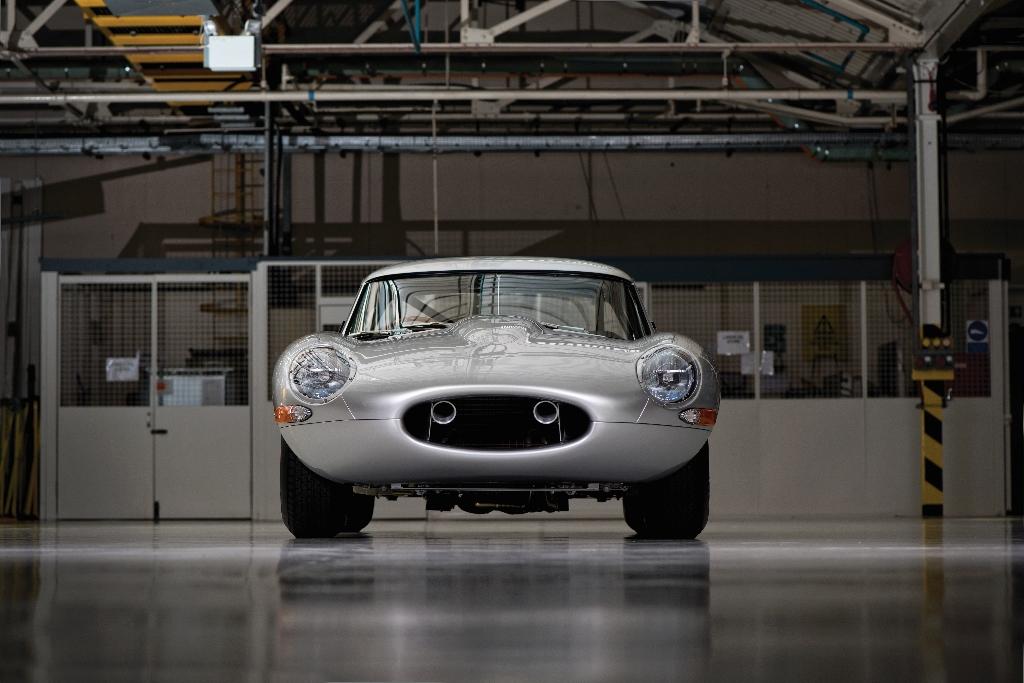 Jaguar E-Type Lightweight powraca