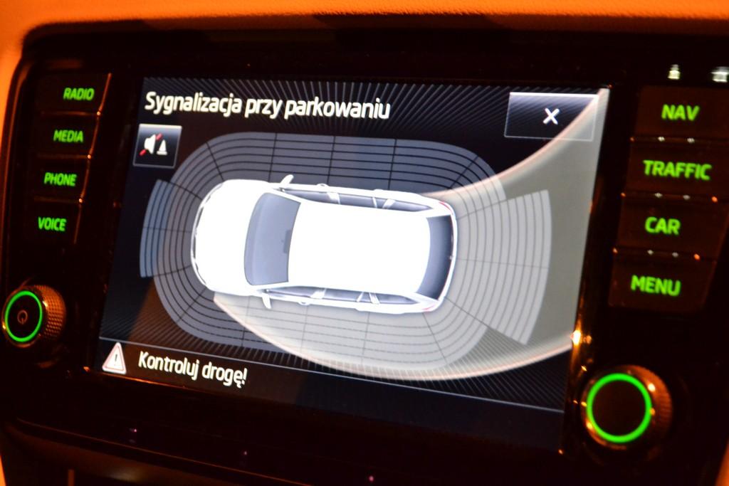 Skoda Octavia Iii Combi 18 Tsi 4x4 Dsg Blog Motoryzacyjny
