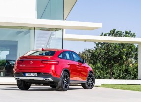 Mercedes-Benz GLE450 AMG Sport Coupe