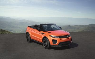 LR Range Rover Evoque Convertible