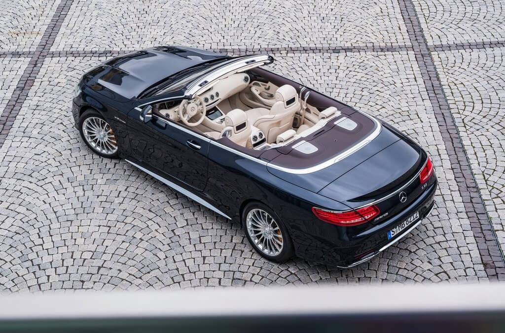 Mercedes-Benz S65 AMG Cabriolet