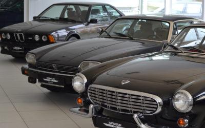 Z wizytą w Infinitum Classic Cars
