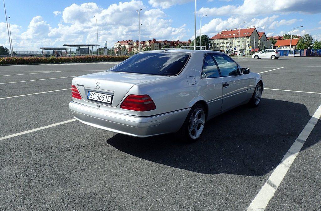 Mercedes CL420 (C140)