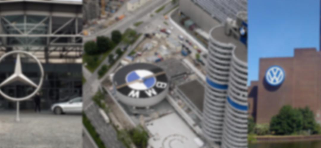 Skandal wokół Mercedesa, BMW i VW