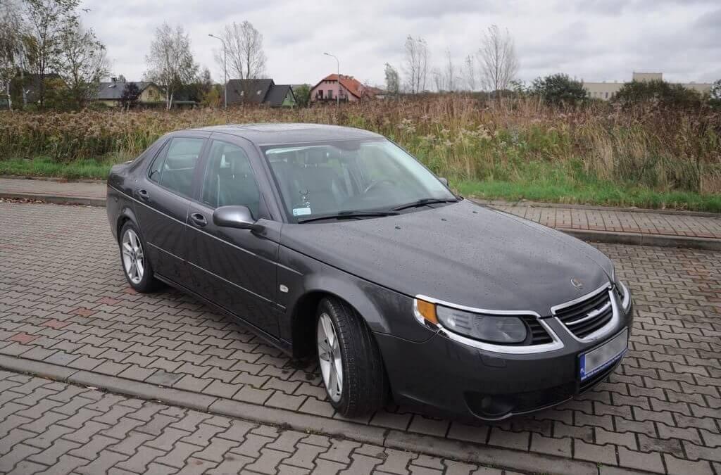 Saab 9-5 2.3T II