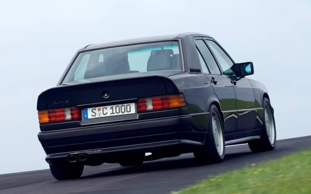 Mercedes-Benz 190E 3.2 AMG