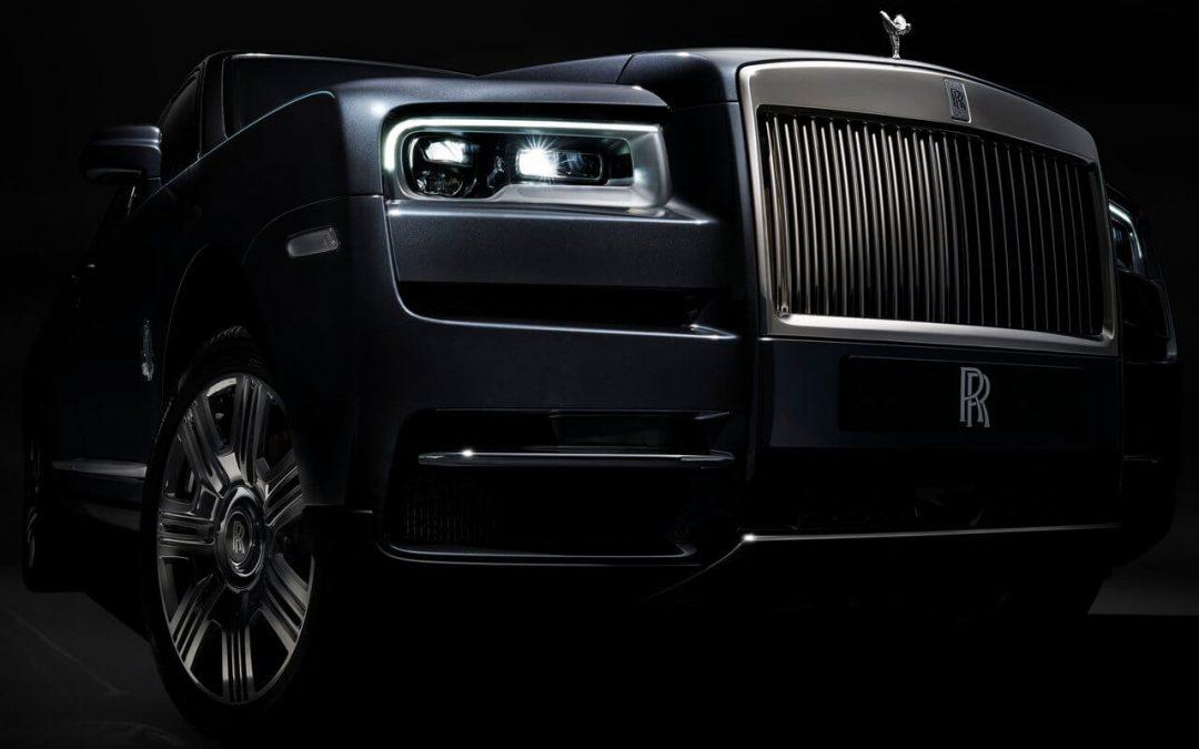 Rolls-Royce Cullinan