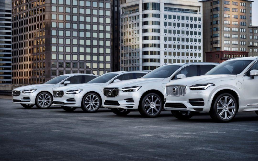 Volvo kończy z dieslami!