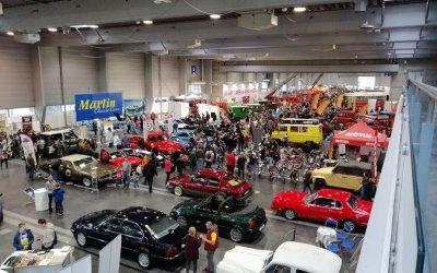 Retro Motor Show 2018 [fotorelacja]