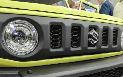 Prezentacja nowego Suzuki Jimny