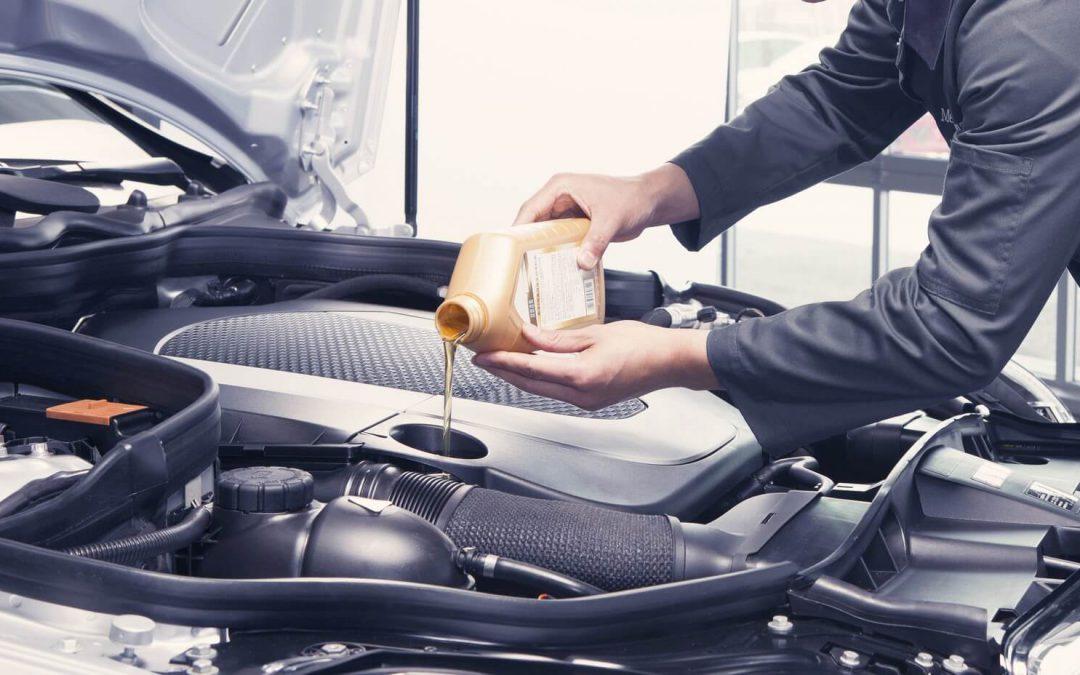 Czy należy wymienić olej silnikowy przed zimą?